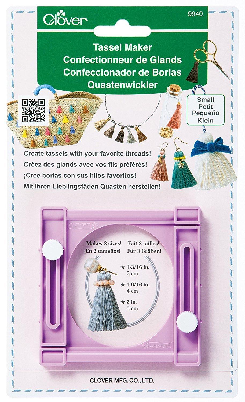 Clover 9940 Tassel Maker (Small) CLOVER MFG. CO. LTD