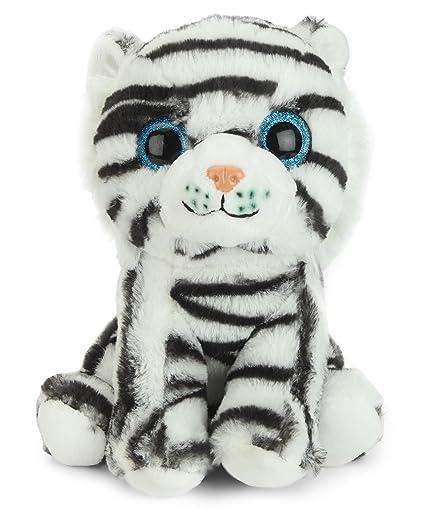 f56884be42 Buy star walk white tiger plush black white online at low prices in india  jpg 425x515
