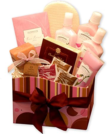 Amazon Com Mothers Day Gift Its A Spa Day Bath Body Gift Box