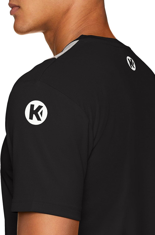 Hombre Kempa Core 2.0 Shirt Camiseta de Juego de Balonmano
