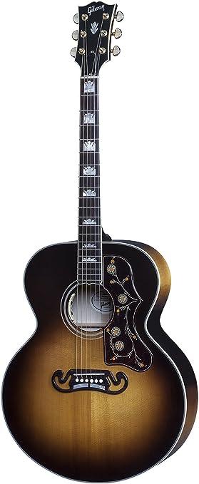 Gibson Acoustic J-200 Standard - Guitarras acústicas: Amazon.es ...
