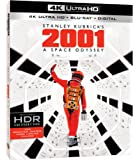 2001: A Space Odyssey (UHD/BD) (4K Ultra HD) [Blu-ray]