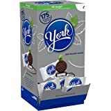 York Peppermint Patties Dark Chocolate Covered Mint Candy, 175 Pieces, 5.25 Pound