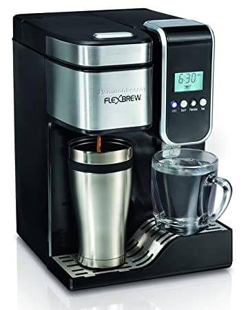 Amazon Hamilton Beach Single Serve Coffee Maker Programmable