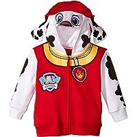 Nickelodeon Boys Paw Patrol Character Costume Hoodie Hooded Sweatshirt - Multi