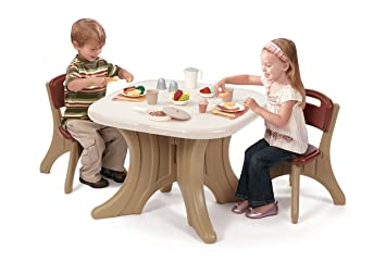 Step2 Traditions Table U0026 Chairs Set