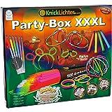 """Knicklichter Party-Box XXXL, Testnote: 1,4""""SEHR GUT"""" Komplett-Set, alle unsere Topseller im Geschenkkarton incl. Gratisbonus"""