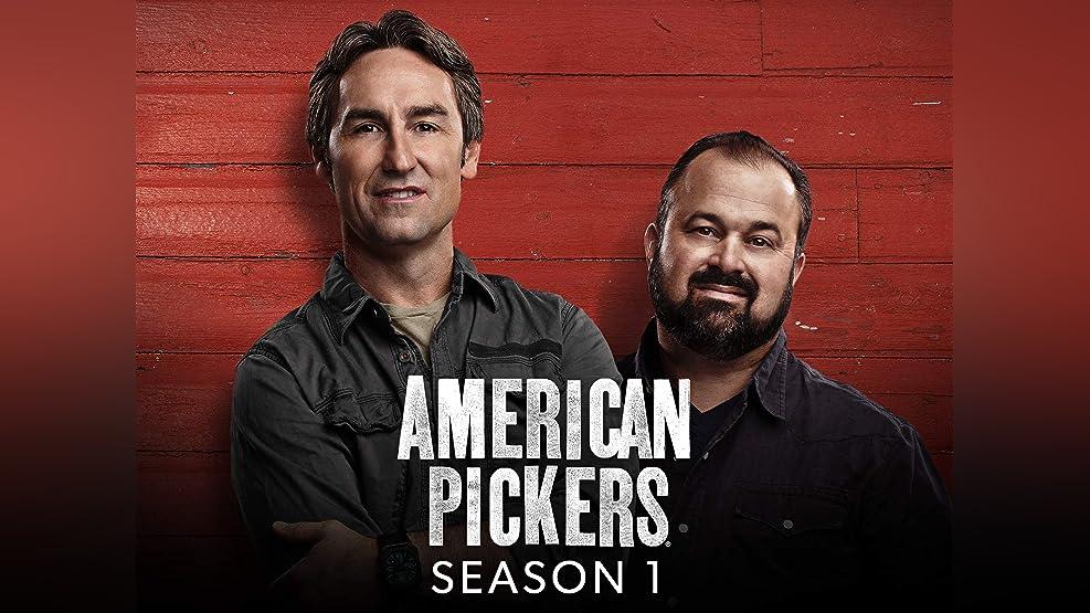 American Pickers - Season 1