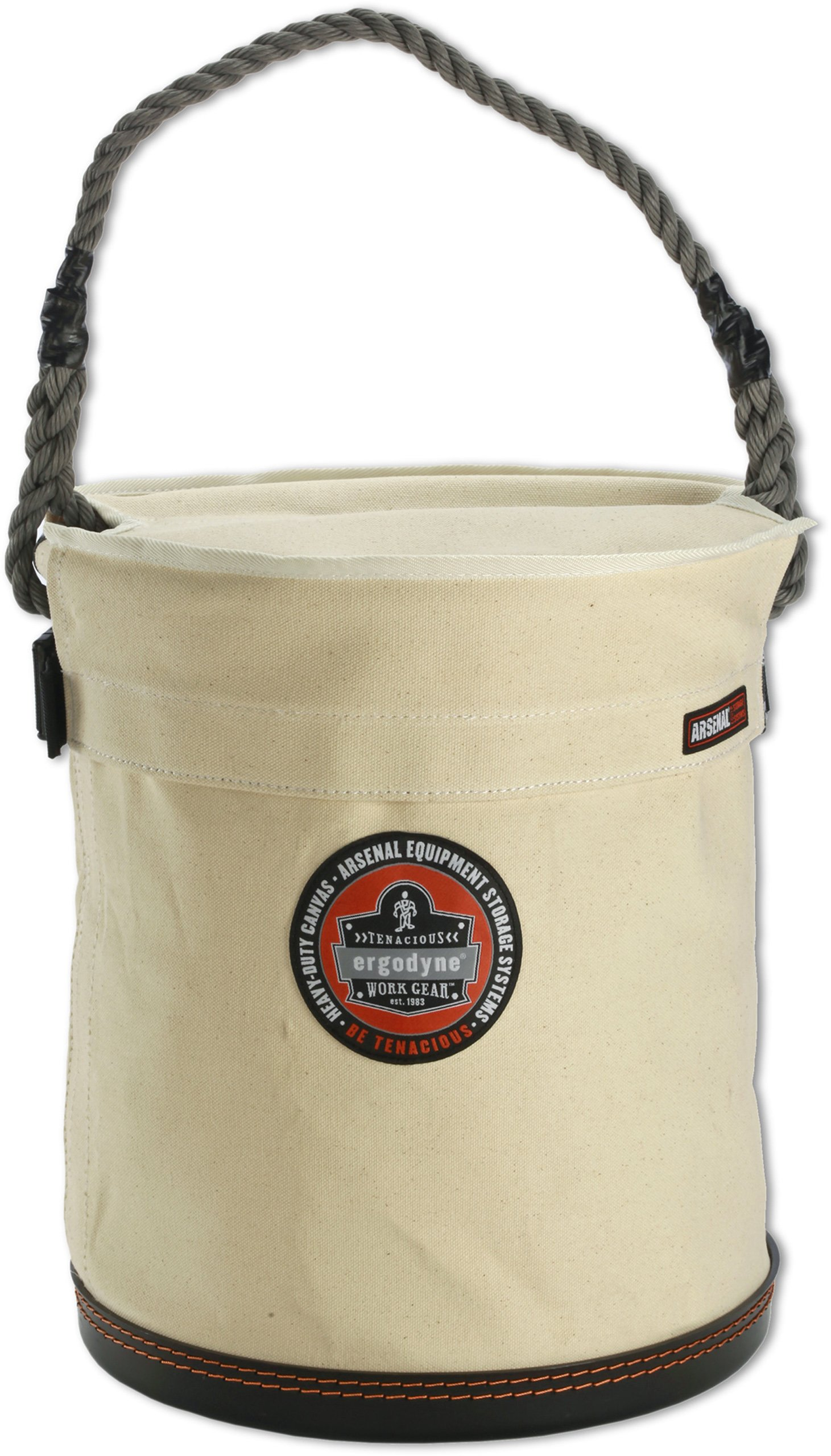 Ergodyne Arsenal 5733T Large Tool Bucket with Cover