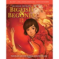 Big Fish & Begonia (Blu-ray)