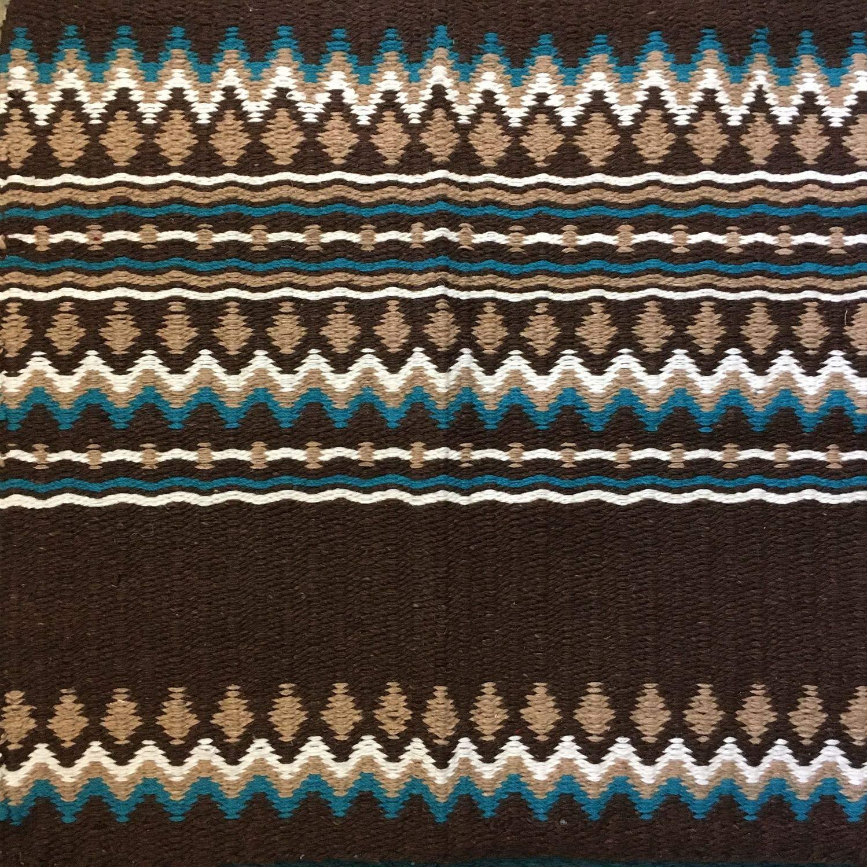 86 x 90 cm netproshop Navajo Westerndecke Sattelpad ca