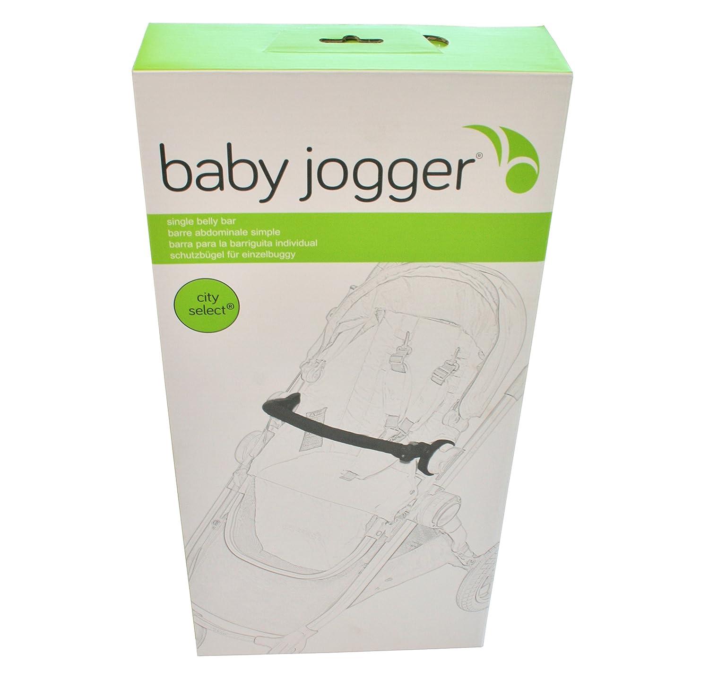 Baby Jogger Belly Bar For Select Stroller Black