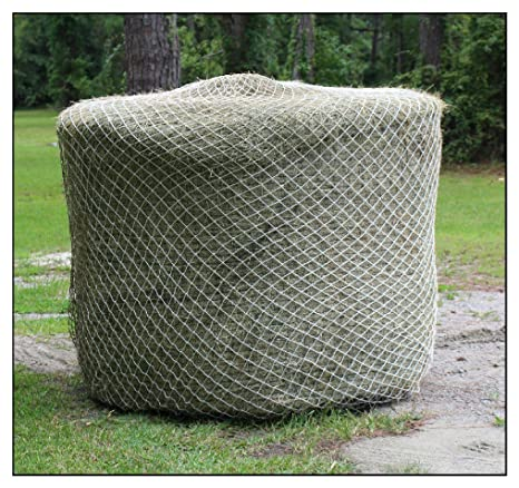 Goodwin Netting 4' x 5' Round Bale Slow Feeder Hay Net 2