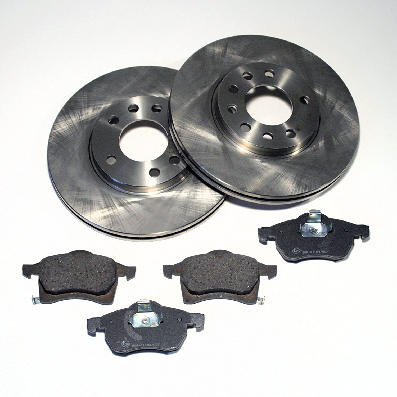 Bremsbel/äge f/ür vorne//f/ür die Vorderachse Bremsscheiben//Bremsen