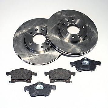 Opel Vectra C Bremsbeläge Bremsklötze Bremsen für vorne die Vorderachse