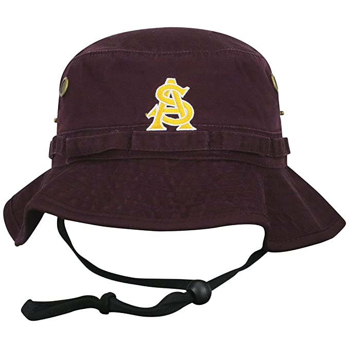 release date: 24963 aead6 Image Unavailable. Image not available for. Color  Top of the World NCAA  Men s Bucket Hat ...