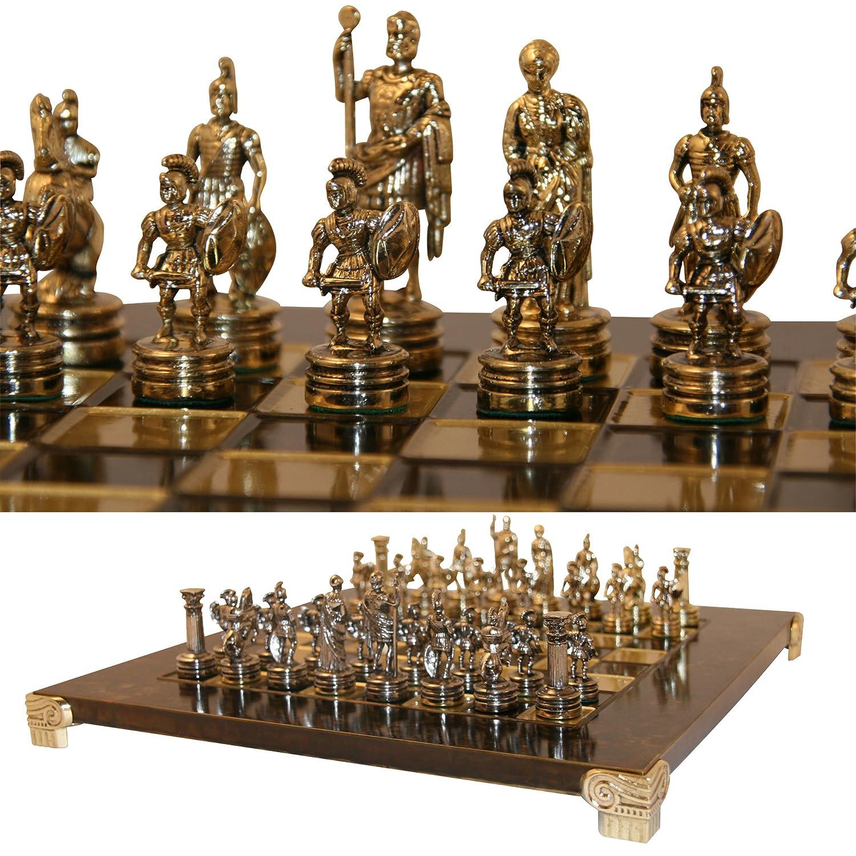 大流行中! Uber Greek Chess Roman Chess B008OSZ2V2 Set Set B008OSZ2V2, 新品即決:232bc101 --- arianechie.dominiotemporario.com