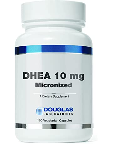 Douglas Laboratories - DHEA 10 mg - Micronized to Support Immunity, Brain, Bones,