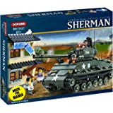 Oxford Sherman Tank