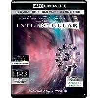 Interstellar (4K UHD + Blu-ray + Bonus Disc) (3-Disc Box Set)