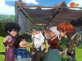 Amazon.de: Robin Hood - Schlitzohr von Sherwood - Staffel