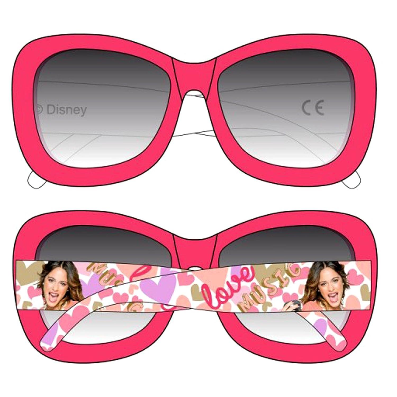 Amazon.com: Violetta Disney Sunglasses Lentes De Sol Gafas ...