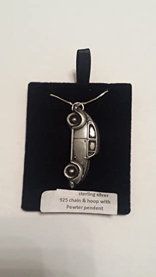 A16 Hedgehog PENDENT REAL 925 sterling silver Necklace Handmade 18 inch chain with prideindetails gift box