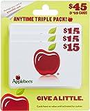 Applebee's  Gift Cards, Multipack of 3
