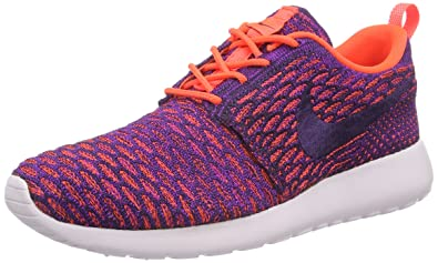 0fa2f45239d8 Nike Women s WMNS Roshe One Flyknit Trainers  Amazon.co.uk  Shoes   Bags