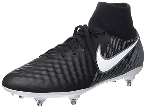 ed97a8d2b Nike Men's Magista Onda II Dynamic Fit Soft-Ground Football Boots, Black  (Black