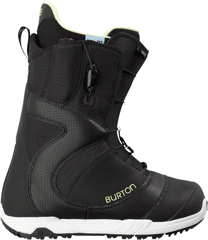 Burton Damen Boot Mint, black/white, 5.0, 275290: Amazon.de: Sport ...
