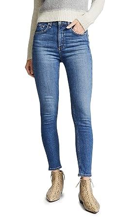 769cd36972d7 Rag   Bone JEAN Women s High Rise Ankle Skinny Jeans