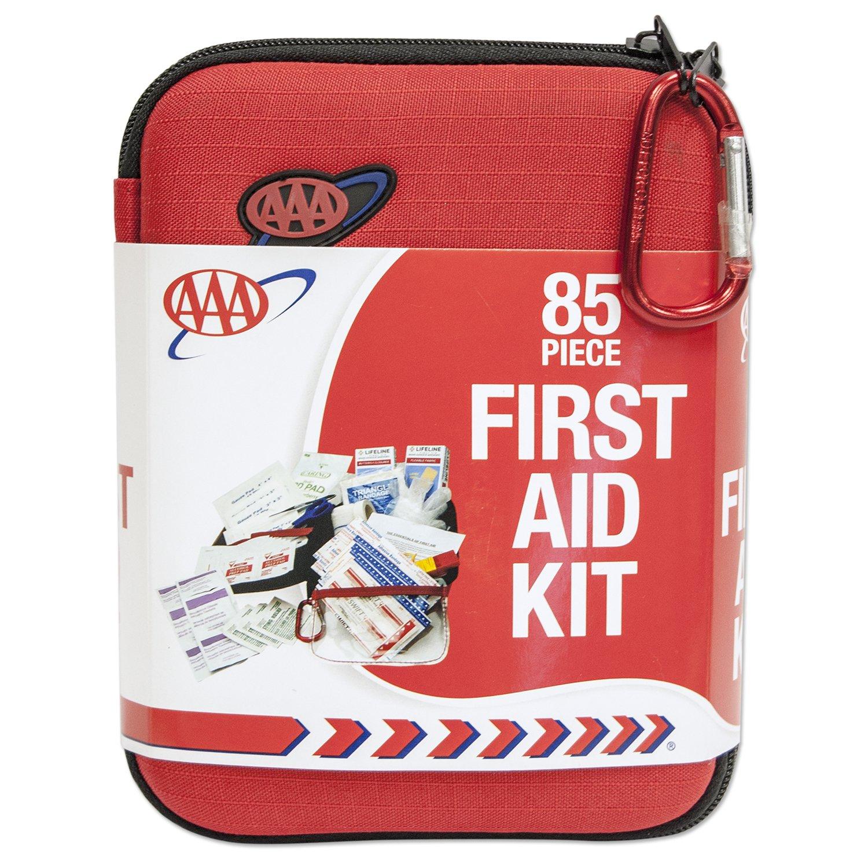 Lifeline AAA 85 Piece Commuter First Aid Kit