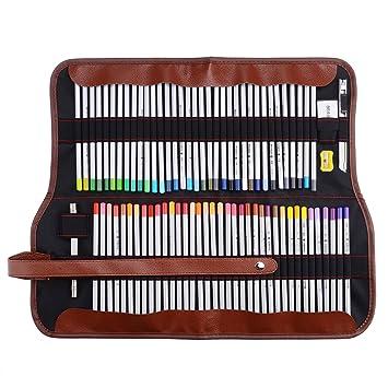 Juego de 72 lápices de colores Marco Raffine 7100, para arte, con