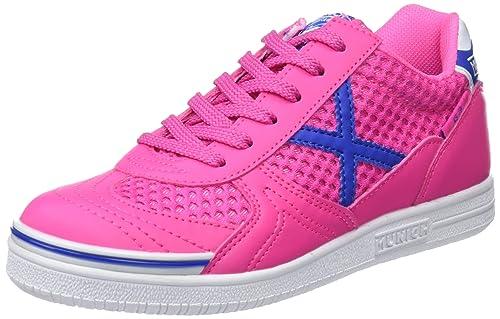 Munich G-3 Kid Breath, Zapatillas de Deporte Unisex Niños: Amazon.es: Zapatos y complementos