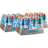 Gatorade G Series Thirst Quencher Drink Variety Pack kTRFY, 20 Ounce (Pack of 12), 3Pack Frost