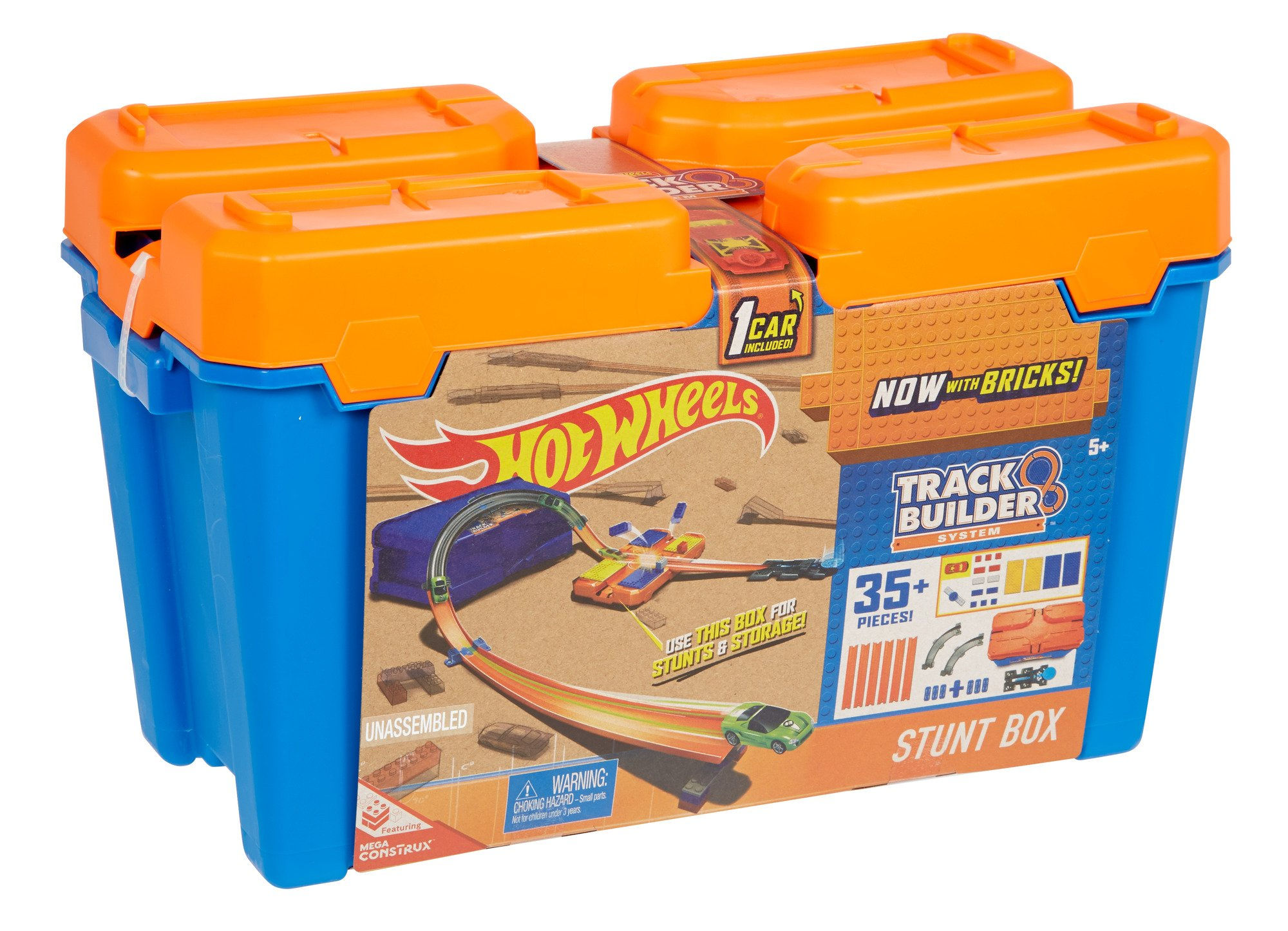 Hot Wheels Track Builder Stunt Box by Hot Wheels (Image #20)
