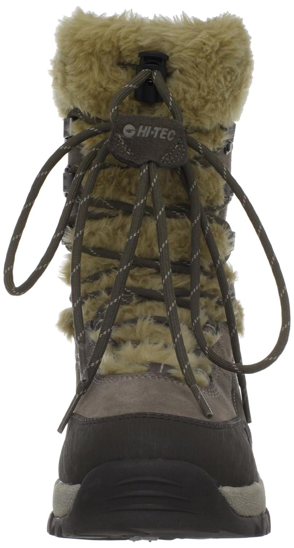 Hi-Tec Women's St Moritz 200 Insulated Boot B0071N0CG6 8 B(M) US|Olive/Taupe/Stone
