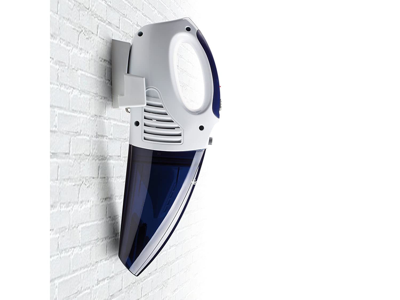 Azul Tristar KR-2176 Aspirador de Mano Blanco