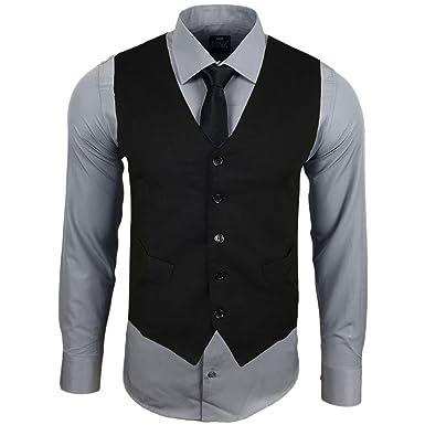 Anzug weste mit hemd