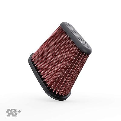 K&N Engine Air Filter: High Performance, Premium, Washable, Replacement Filter: 2014-2020 Chevrolet (Corvette, Corvette Z06, and Corvette ZR1) E-0665: Automotive [5Bkhe1505838]