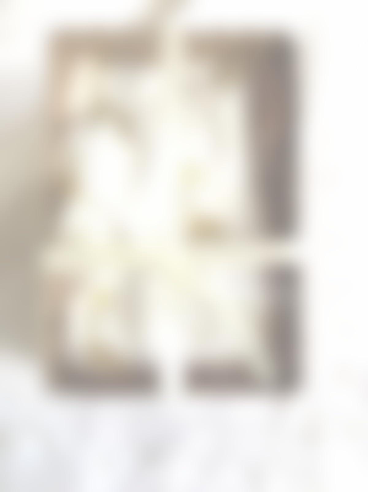 Muselina de algodón para bebés con puntilla Modelo Jirafas: Amazon.es: Handmade