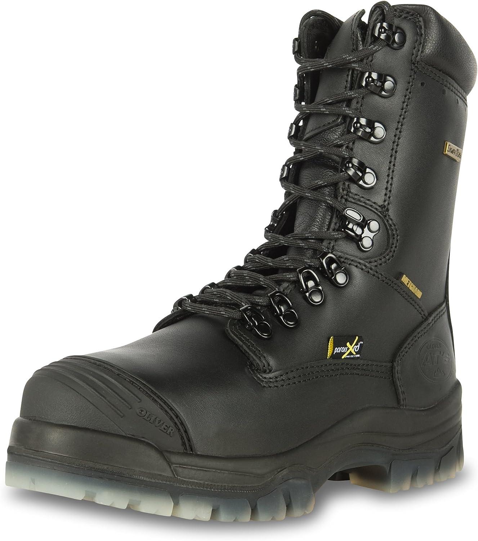 Leather Composite Toe Waterproof