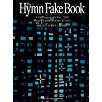 The Hymn Fake Book: C Edition book cover