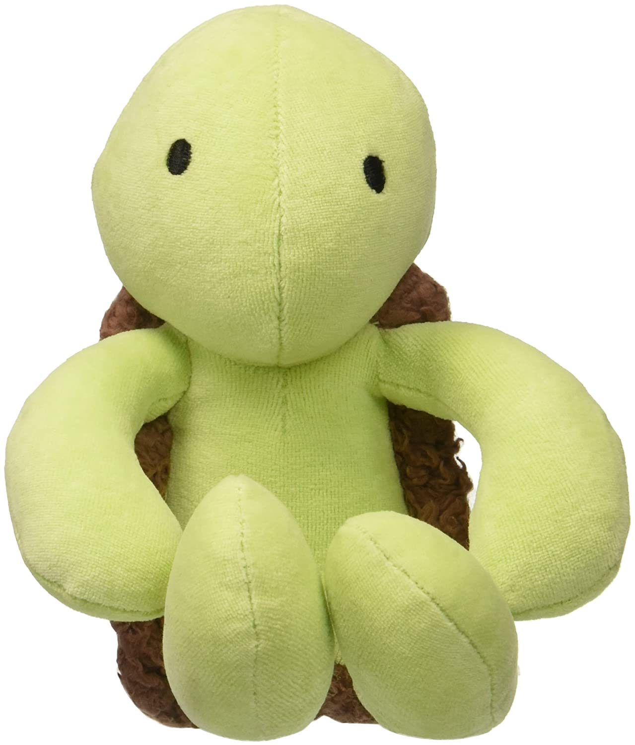 Bears for Humanity Organic Turtle Animal Pals Plush Toy, Green, 12