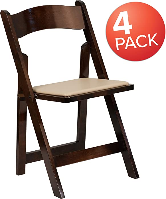 Top 8 Flash Furniture Hercules Series Natural Wood Chair