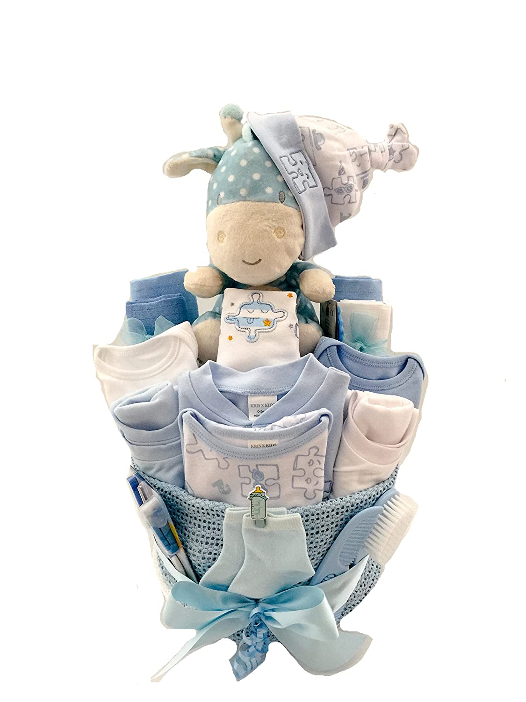 Bébé Garçon gâteau de couches pour bébé Cadeau Babyshower The Big Card Company