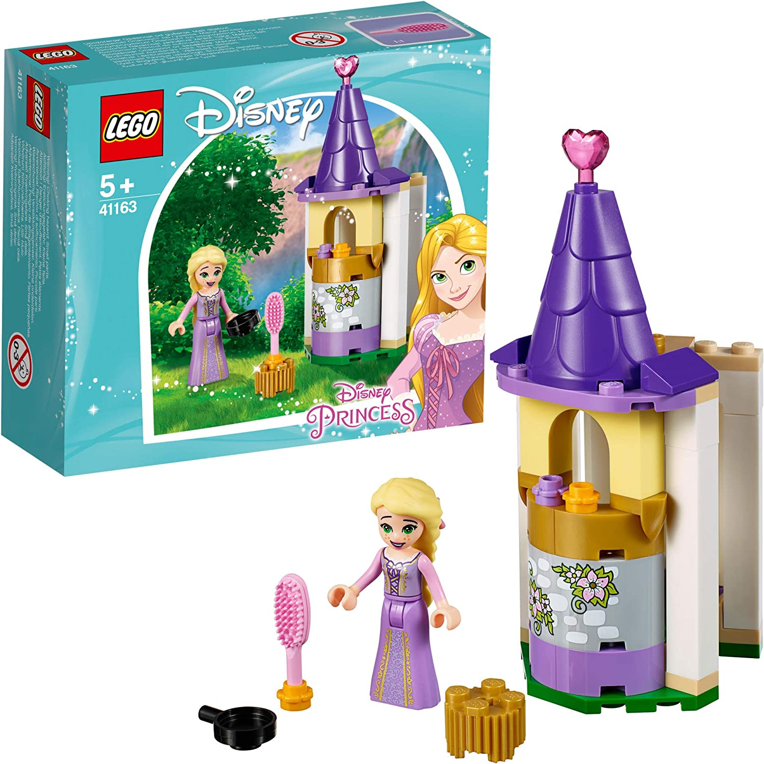 LEGO Disney Rapunzel's Petite Tower 41163 Building Kit (44 Pieces)