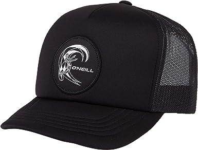 ONEILL BM Trucker Gorra, Hombre, Black out, Talla Única: Amazon ...
