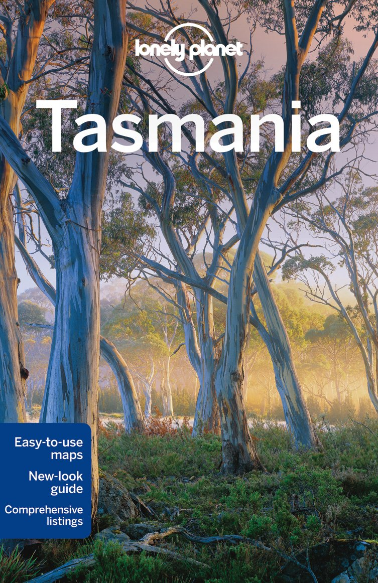 Lonely Planet Tasmania Travel Guide Lonely Planet Brett Atkinson - Show-us-your-map-of-tassie